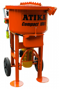 Altrad Belle Forced Action Mixer - Atika Compact 100